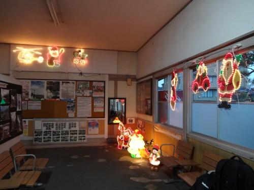 徳佐駅2015
