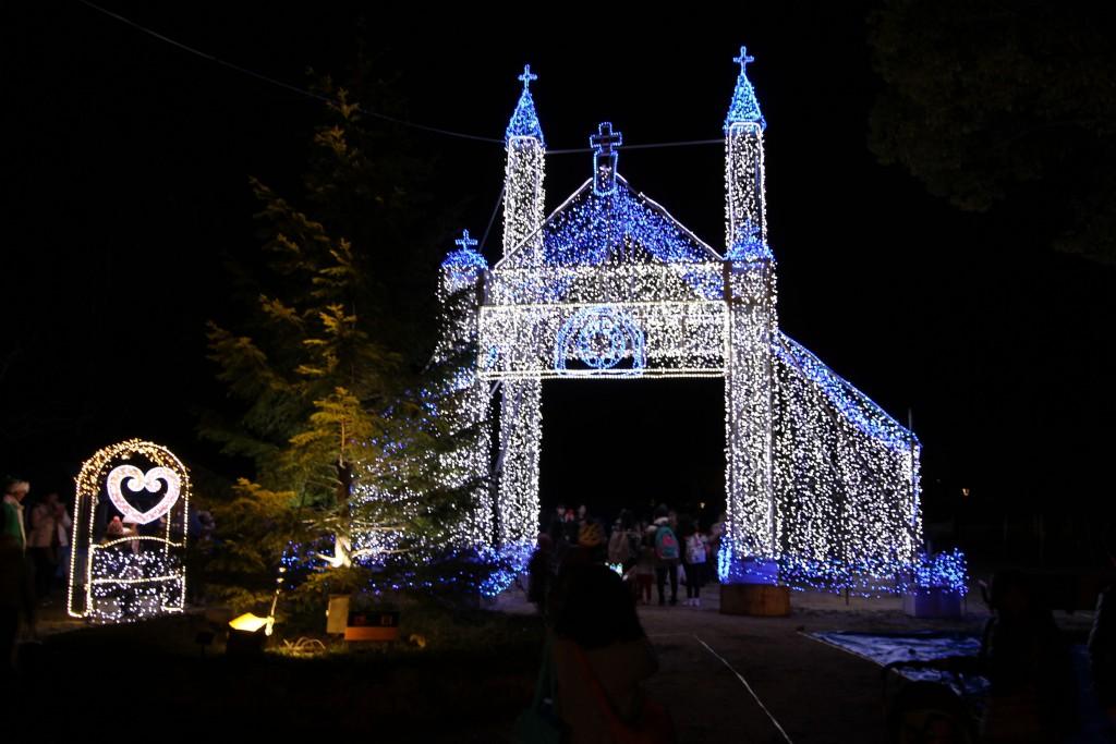 旧サビエル記念聖堂シンボルモニュメント